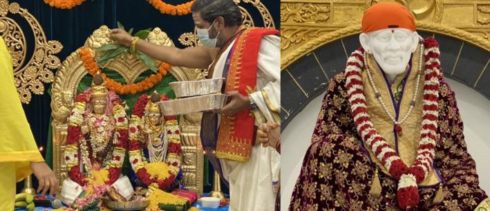 న్యూజెర్సీ శ్రీ శివ విష్ణు ఆలయంలో ఘనంగా విగ్రహ ప్రాణ ప్రతిష్టోత్సవం