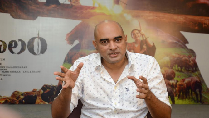 'కొండపొలం' అడ్వెంచెరస్ జర్నీ-  దర్శకుడు క్రిష్