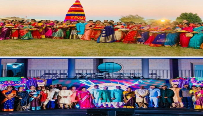 TPAD Celebrates Bathukamma & Dasara in Dallas